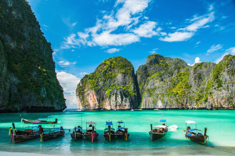 Les meilleures destinations pour passer un weekend exotique